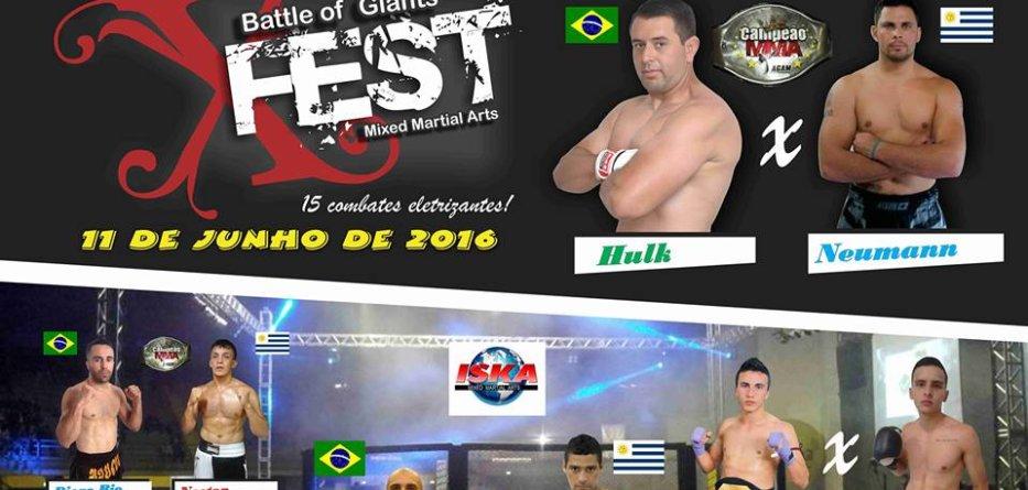 X Fest MMA 9