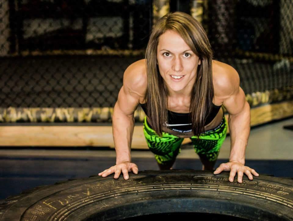 Kalyn Schwartz (Foto: MMANews)