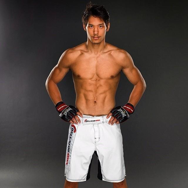 Goiti Yamauchi é um dos principais nomes do Bellator (Fonte: Twitter).
