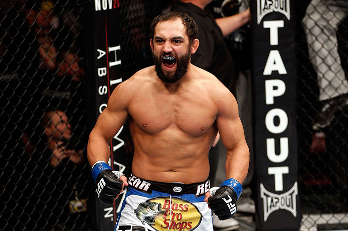 "Johny ""Bigg Rigg""Hendricks (Foto: MMASpace.Net)"