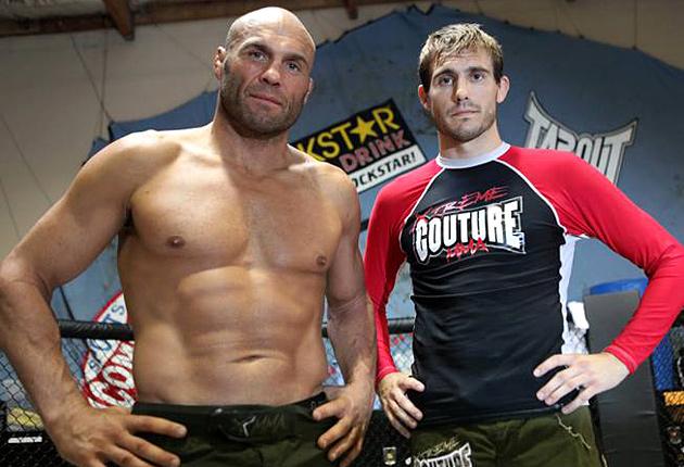 Ryan Couture é filho de um dos principais lutadores de MMA de todos os tempos, Randy Couture. (Fonte: www.yellmagazine.com).
