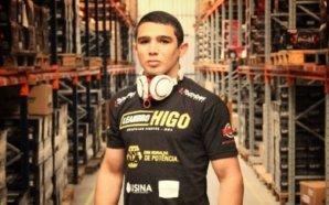 Leandro Higo disputa cinturão inaugural da organização originada da fusão…
