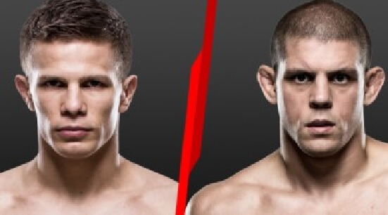 Marcin Held vs. Joe Lauzon confirmado para o UFC Fight Night 103 (Foto: MMA News)