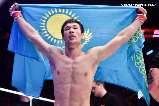 Meio-médio Shavkat Rakhmonov (Foto: M1 Global.TV)