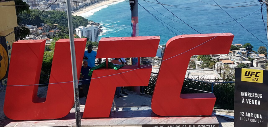 Morro do Vidigal Letra UFC