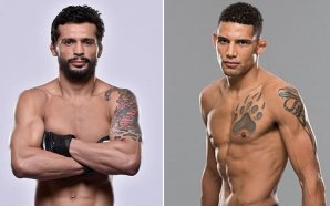 Adriano Martins enfrenta Kajan Johnson no UFC 215