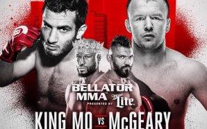 Mousasi estreia no Bellator contra Alexander Shlemenko