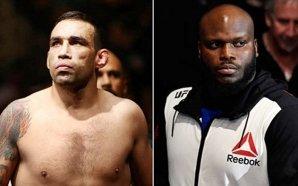Fabricio Werdum enfrenta Derrick Lewis no UFC 216
