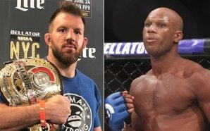 Ryan Bader defende cinturão dos meio-pesados contra Linton Vassel no…