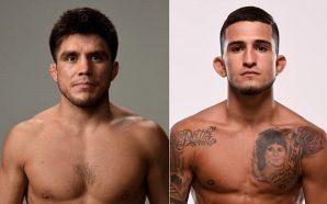 Henry Cejudo enfrenta Sergio Pettis no UFC 218