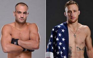 Eddie Alvarez x Justin Gaethje é confirmado para o UFC…