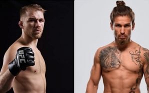 Bryan Caraway enfrenta Luke Sanders no UFC Fight Night 123