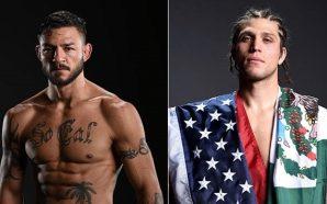 Cub Swanson enfrenta Brian Ortega na luta principal do UFC…