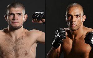 Khabib Nurmagomedov enfrenta Edson Barboza no UFC 219, em dezembro