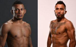 Iuri Marajó enfrenta Alejandro Perez no UFC Fight Night 123
