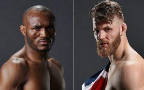 Kamaru Usman enfrenta Emil Meek no UFC 219