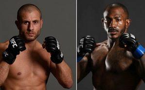 Gokhan Saki enfrenta Khalil Rountree no UFC 219
