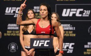 Joanna Jedrzejczyk quer superar Ronda e mudar de divisão