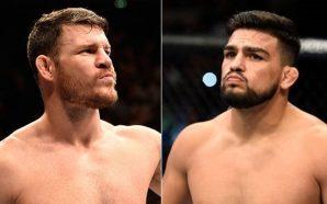 Bisping substitui Anderson Silva e enfrenta Kelvin Gastelum no UFC…