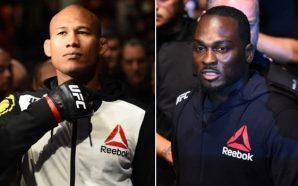 Jacaré revela que aceitou luta contra Derek Brunson no UFC…