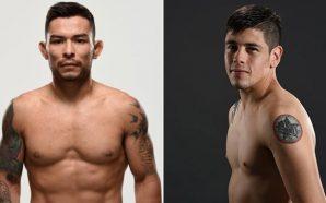 Ray Borg enfrenta Brandon Moreno no UFC Austin, em fevereiro