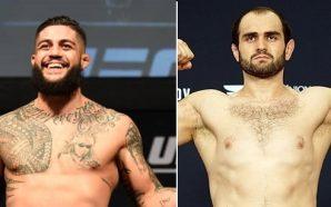 Tyson Pedro enfrenta Saparbek Safarov no UFC 221