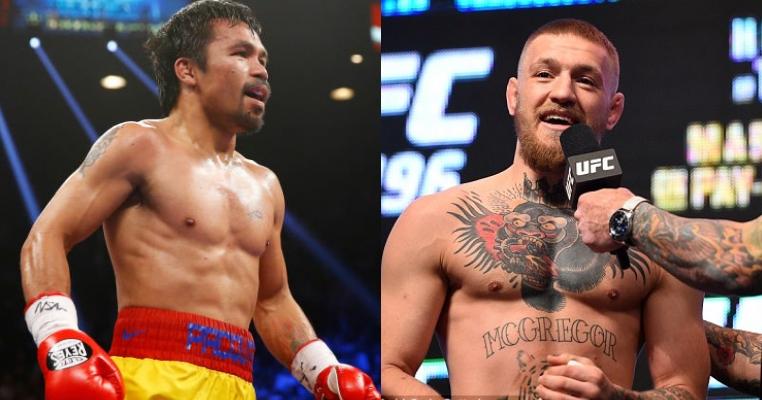 Depois de Mayweather, McGregor pode enfrentar mais uma estrela do boxe