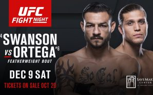 Nocaute na rede picks #112 / UFC Fight Night: Swanson…