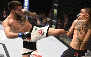 Entrevista exclusiva com Matheus Nicolau, lutador invicto no UFC
