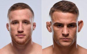 Justin Gaethje enfrenta Dustin Poirier na luta principal do UFC…