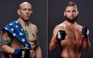 Josh Emmett enfrenta Jeremy Stephens na luta principal do UFC…