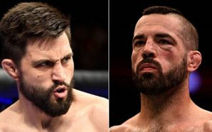 Carlos Condit enfrenta Matt Brown no UFC Fight Night 128