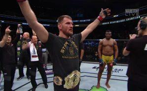 UFC 220: Miocic vs Ngannou – Resumo, resultados e bônus