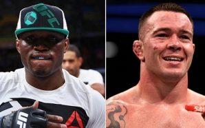Kamaru Usman pede para enfrentar Colby Covington no UFC 224,…