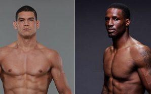 Cezar Mutante enfrenta Karl Roberson no UFC 224, no Brasil