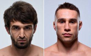 Zabit Magomedsharipov enfrenta Kyle Bochniak no UFC 223