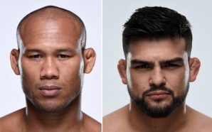 Ronaldo Jacaré enfrenta Kelvin Gastelum no UFC 224, no Rio…