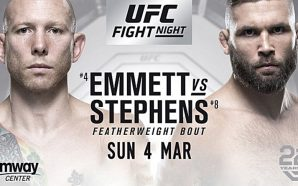 Nocaute na rede picks #121 / UFC Fight Night: Emmett…