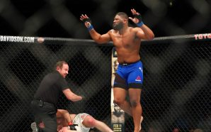 Entrevista exclusiva: 5 rounds com Curtis Blaydes