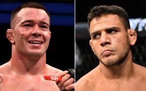 RUMOR: Rafael Dos Anjos e Colby Covington podem se enfrentar…