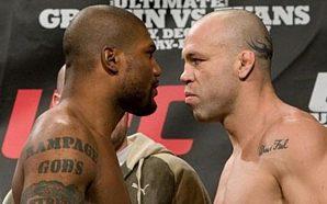 Luta entre Wanderlei Silva e Rampage Jackson está sendo trabalhada…