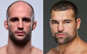 Volkan Oezdemir enfrenta Mauricio Shogun no UFC Fight Night 129