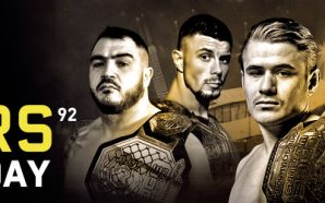 Cage Warriors 92 Parte 2: Nathaniel Wood defende cinturão com…