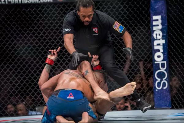 UFC 216 Tony Ferguson vs Kevin Lee
