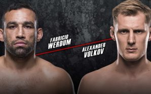 UFC Fight Night 127 e Bellator 198: Fabrício Werdum x…