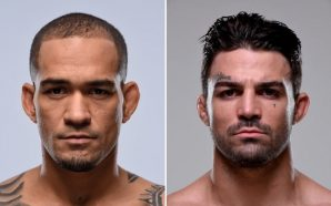 Yancy Medeiros enfrenta Mike Perry no UFC 226