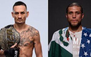 Max Holloway defende cinturão contra Brian Ortega no UFC 226