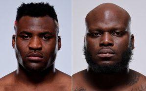 Francis Ngannou enfrenta Derrick Lewis no UFC 226, em julho