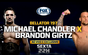 FOX Sports transmite com exclusividade o Bellator 197