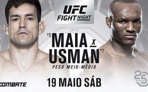 Nocaute na rede picks #128 / UFC Fight Night: Maia…